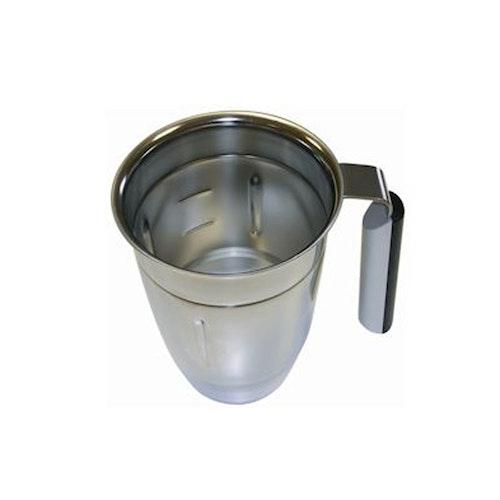 HotmixPRO mixerkanna 2 liter (rostfri metall) - från Northlink