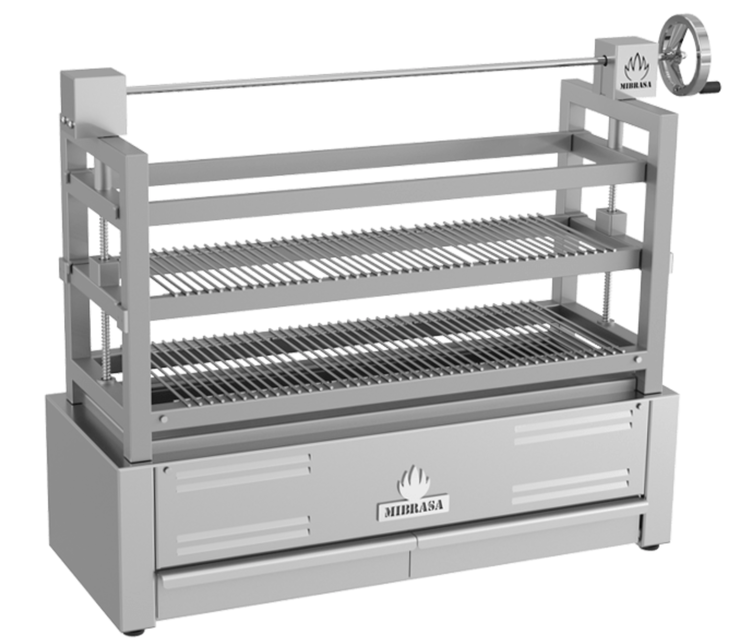 ROBATAYAKI MIBRASA® (Robata grill)