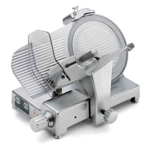 Skärmaskin snedställd 300 mm klinga - vattentålig enl. IP67
