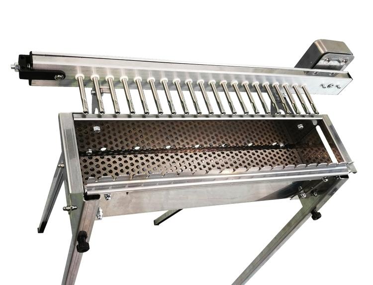 Kolgrill Tecno roast 20 Grillspetts Rotisserie
