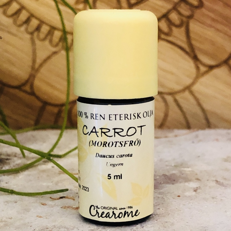 CARROT (MOROTSFRÖ) - ETERISK OLJA 10ML