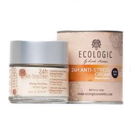 24h ANTISTRESS CREAM · Mimosa Tenuiflora & Chamomile   50 ml (plus gratis 5 ml prov)