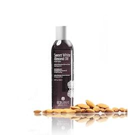 MOISTURISING BODY OIL · Sweet White Almond   35 ml - 200 ml