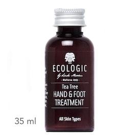 HAND & FOOT TREATMENT CREAM · Tea Tree    35 ml - 200ml