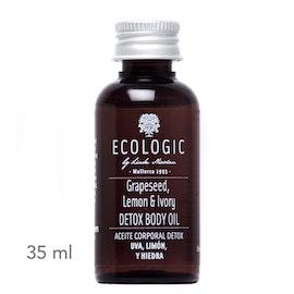 DETOX BODY OIL · Grapeseed, Lemon & Ivy   35 ml - 200 ml