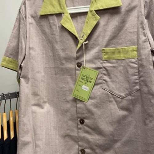 Black Board Lable skjorta