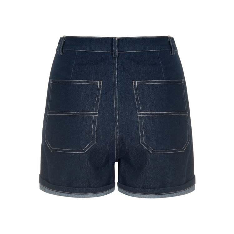 Lily Denim Shorts