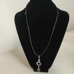 Halsband - läder