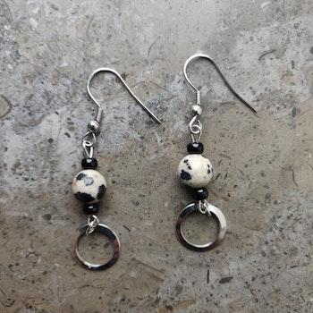 Örhängen - örkrokar rostfritt stål