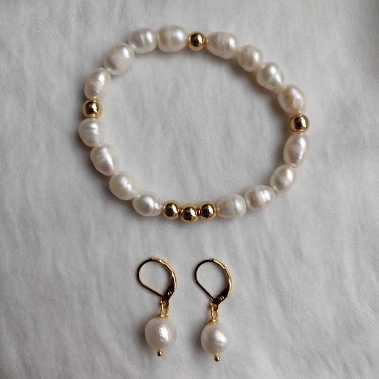 Set - armband örhängen