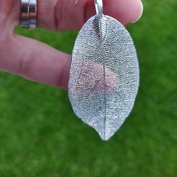 Örhängen - örkrokar i sterling silver