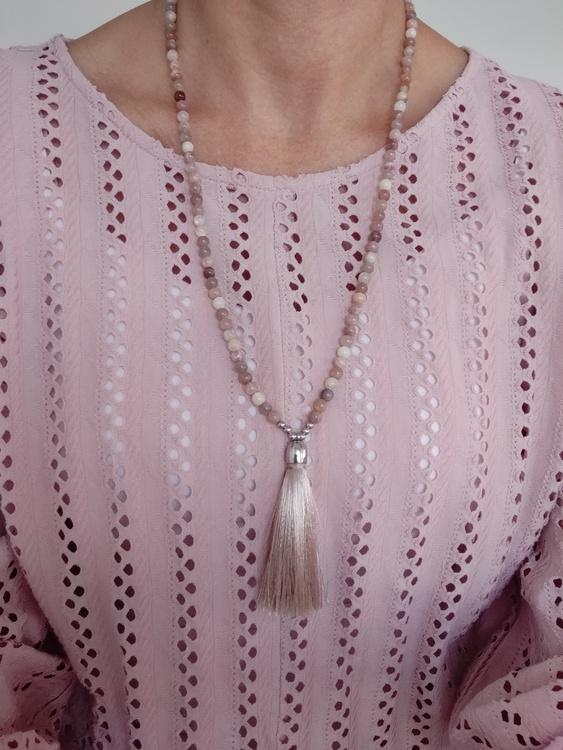 Halsband - månsten