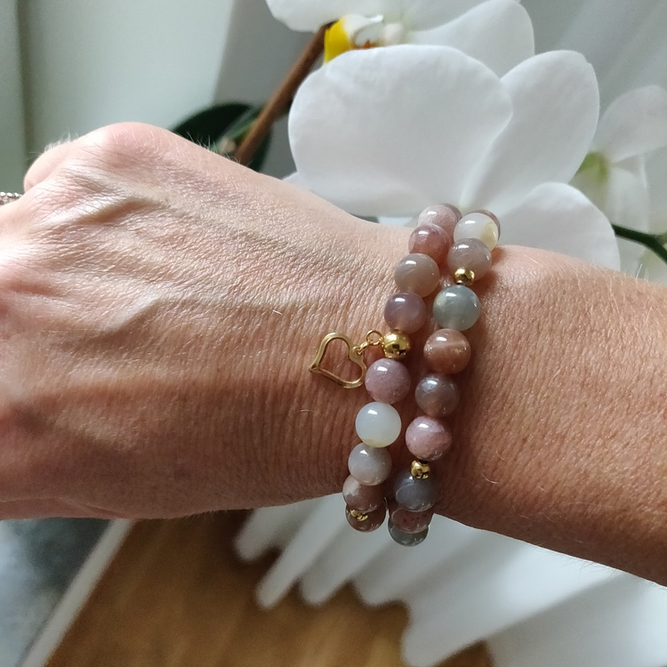 Armband - månsten