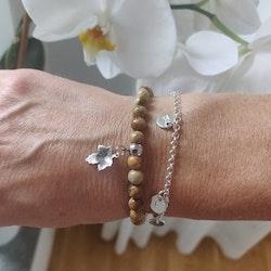 Armband - jaspis