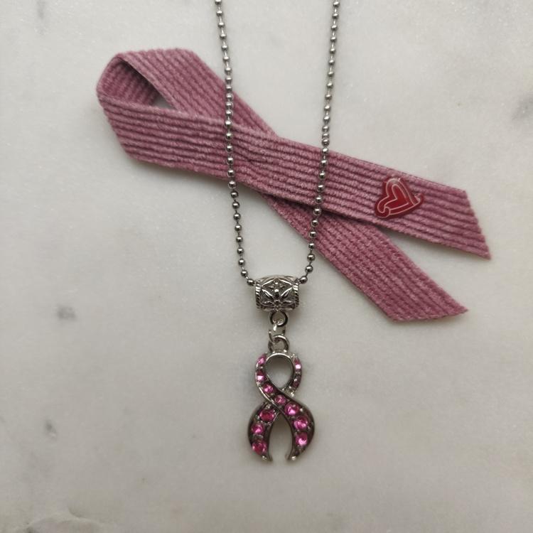 Halsband - stöd till Cancerfonden