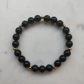 Armband - guldsten