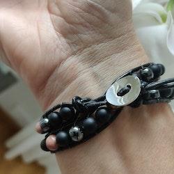 Armband - dubbelt wraparmband