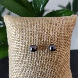 Örhängen - örstift i rostfritt stål