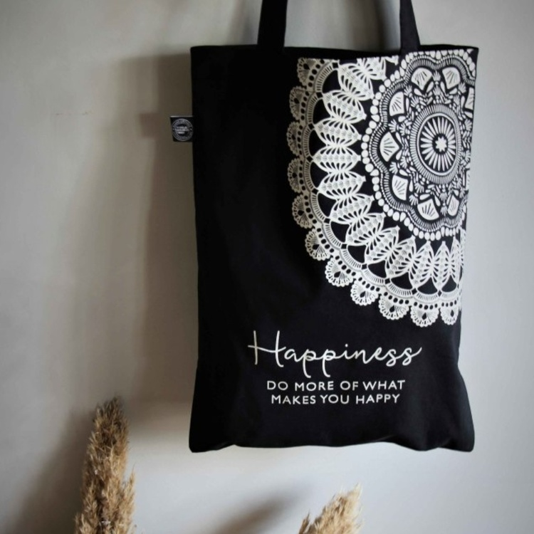 Majas tygkasse - Happiness do more