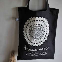 Majas tygkasse - Happiness Its the little things