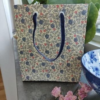 Presentpåse - handgjord