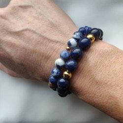 Armband - sodalit