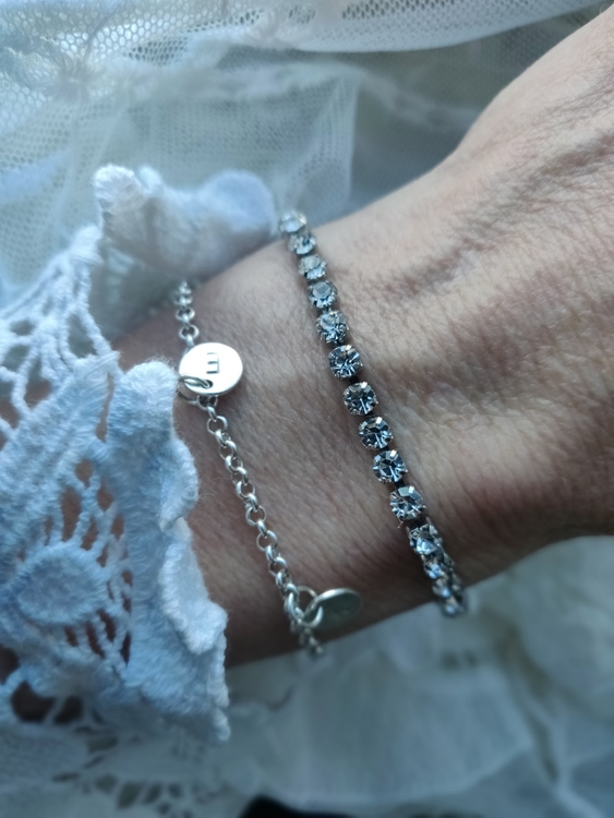 Armband - strass