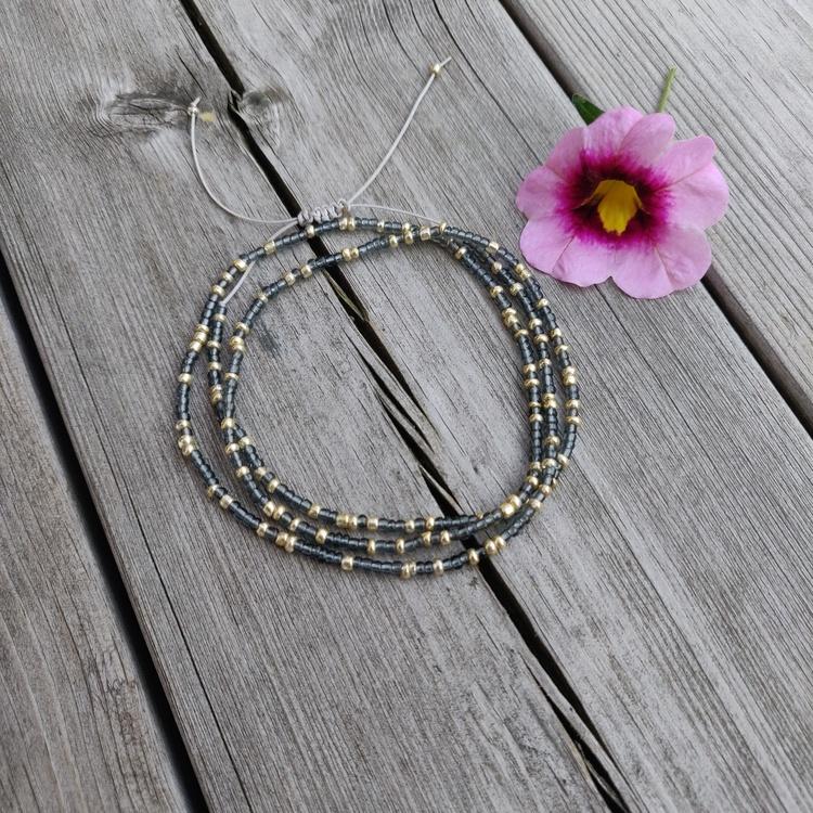Armband - seed beads