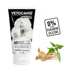 Vetocanis Professional Anti-Shedding Shampoo, 300 ml.