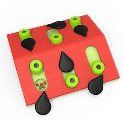 Melon Madness Puzzle & Play, Nina Ottosson aktiveringsleksak