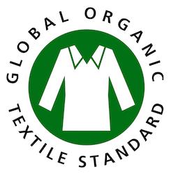 Dino, ekologiskt bomullstyg, GOTS-certifierad