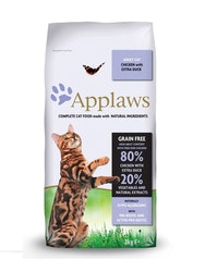 * Applaws Adult, Chicken & Duck, 2 kg. *