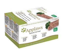 * Applaws Paté Country Selection Multimix, 28 x 100 gr. *
