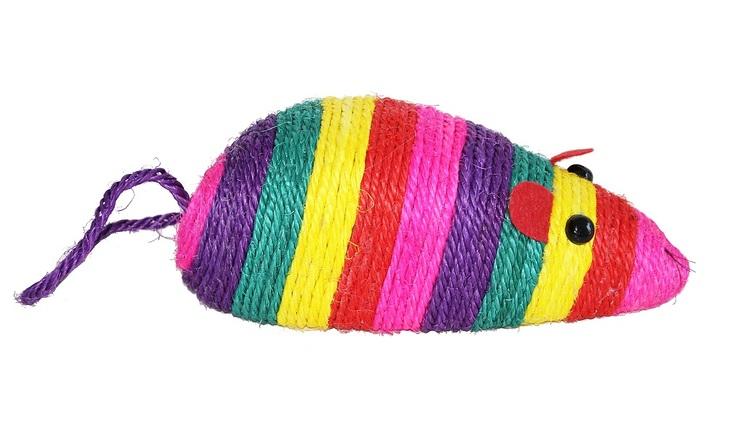 * Super Rainbow Rodent *