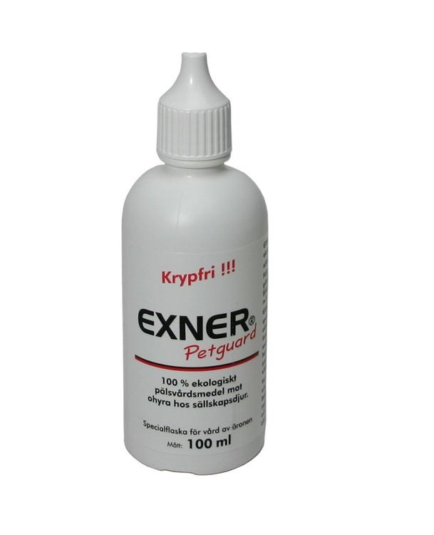 * Exner Petguard Krypfri, öronflaska *