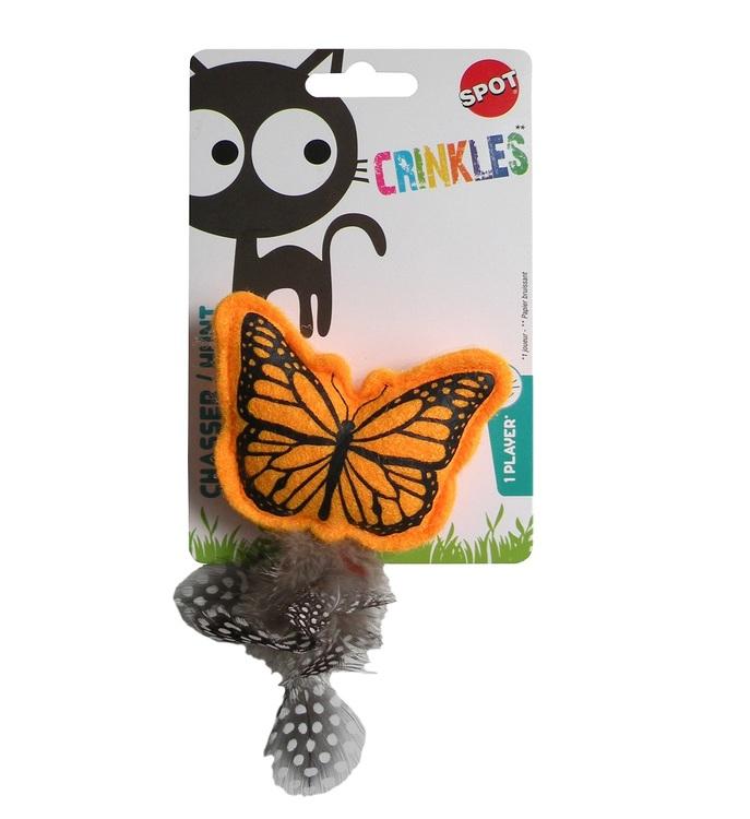 * Kattleksak Papillon i tyg Spot *