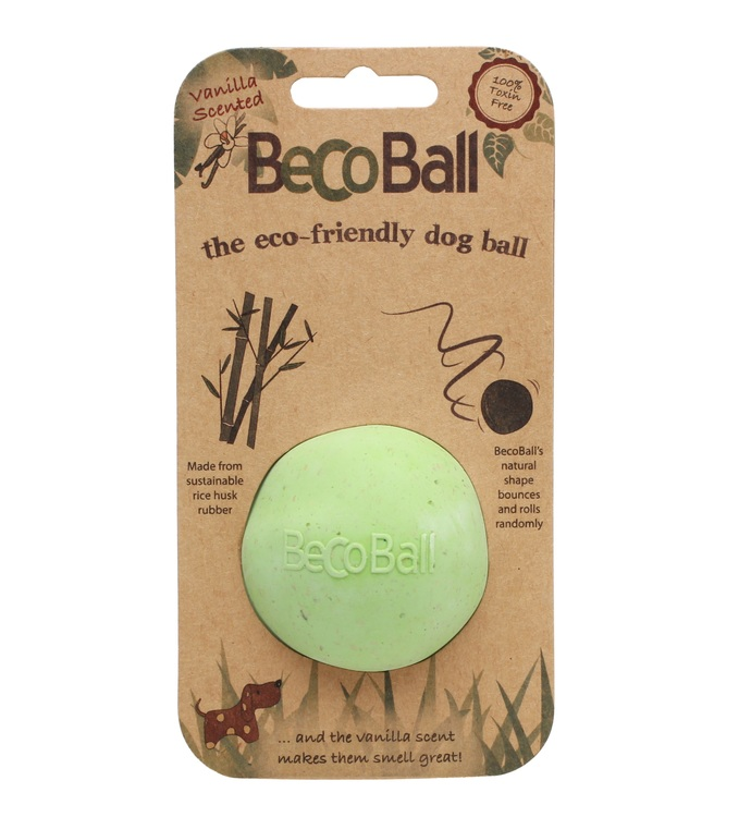 Beco Ball, ihålig, grön