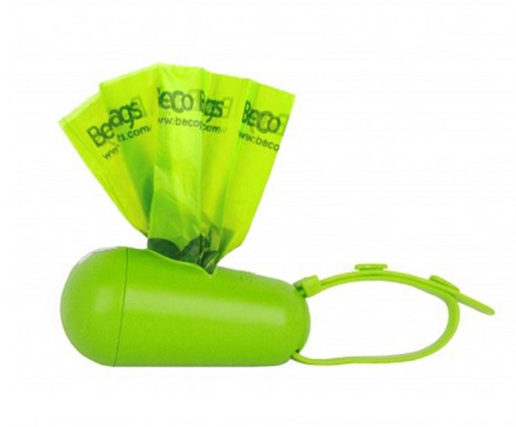 Beco Pod, bajspåsehållare