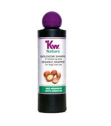 KW Nature, Argan schampo, 200 ml.
