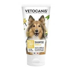 Vetocanis Long-Haired Dogs, schampoo, med vanilj, 300 ml.