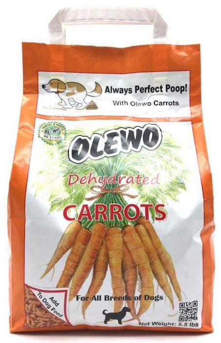 Olewo morötter
