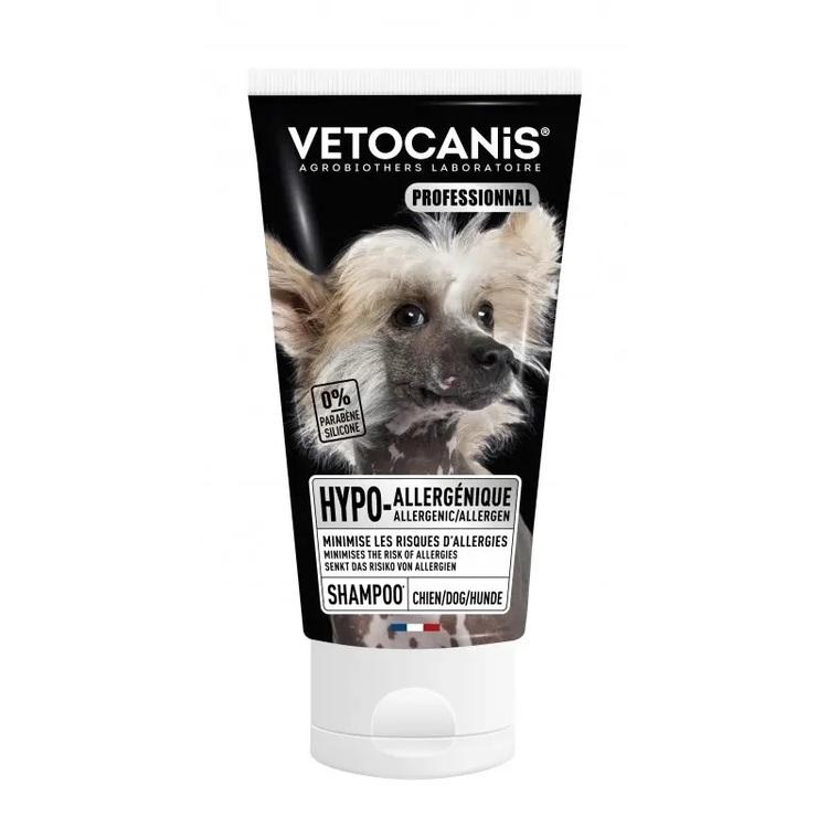 Vetocanis Professional Hypoallergenic Shampoo, 300 ml.
