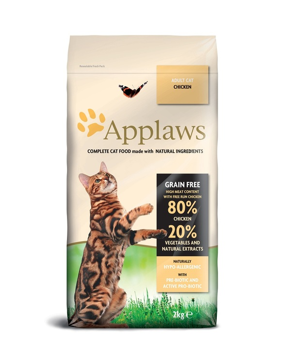 Applaws Adult, Chicken, 2 kg.