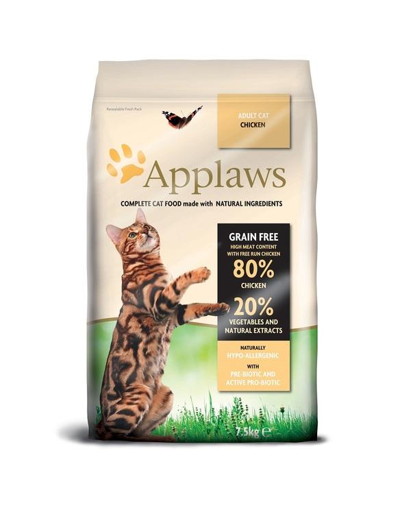 Applaws Adult, Chicken, 7,5 kg.