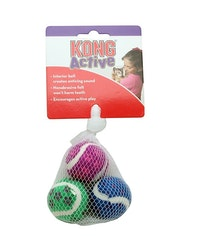 Kong Active, 3 bollar med bjällra