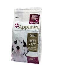 Applaws Puppy Chicken, Large Breeds, 2 kg.