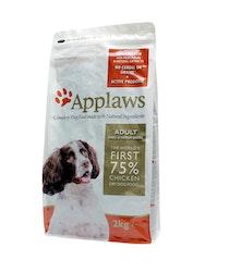 Applaws Adult, Chicken, Small & Medium Breeds, 2 kg.