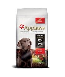 Applaws Adult, Chicken, Large Breeds, 7,5 kg.