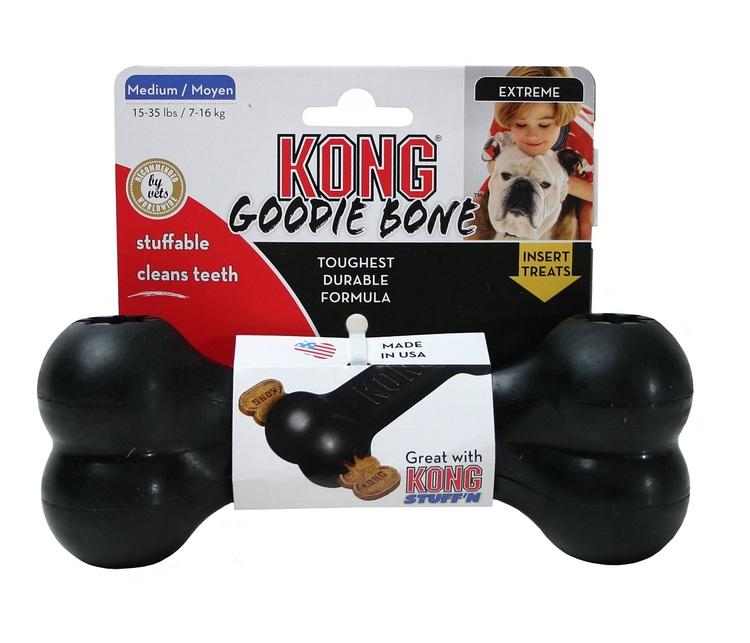 KONG Goodie Bone, medium