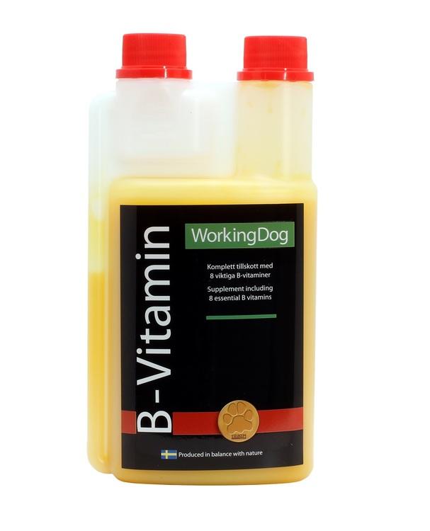 Trikem B-Vitamin, 500 ml.